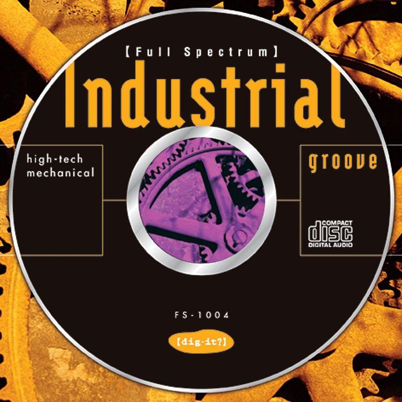 Industrial groove インダストリアル・グルーヴ