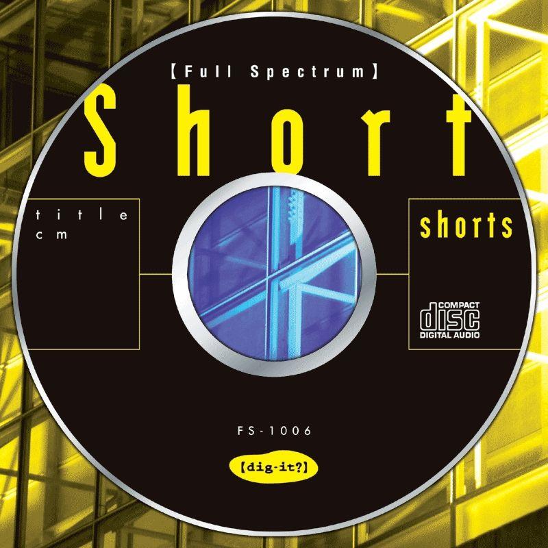 Short shorts ショート・ショーツ