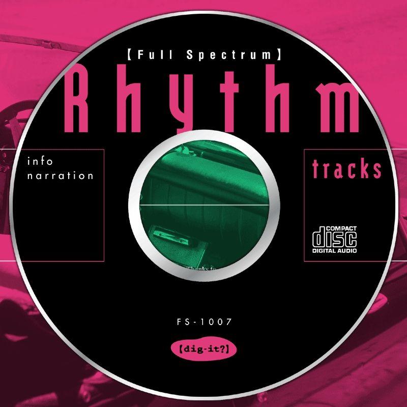 Rhythm tracks リズム・トラックス