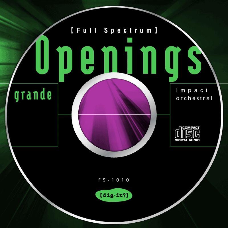 grande Openings グランド・オープニングス