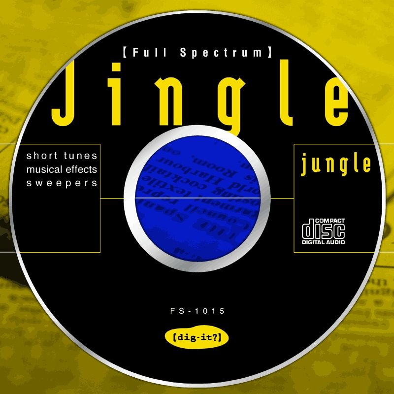 Jingle jungle ジングル・ジャングル