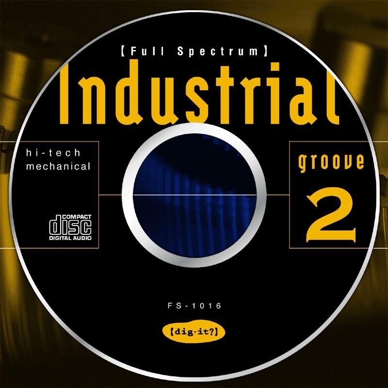 Industrial groove 2 インダストリアル・グルーヴ 2
