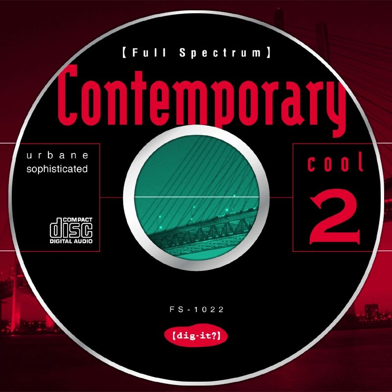 Contemporary cool 2 コンテンポラリー・クール 2