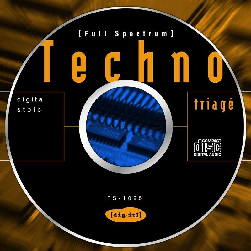 Techno triage テクノ・トリアージ