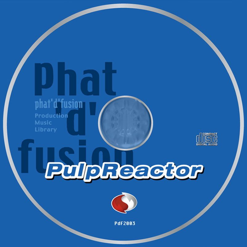 PulpReactor パルプリアクター