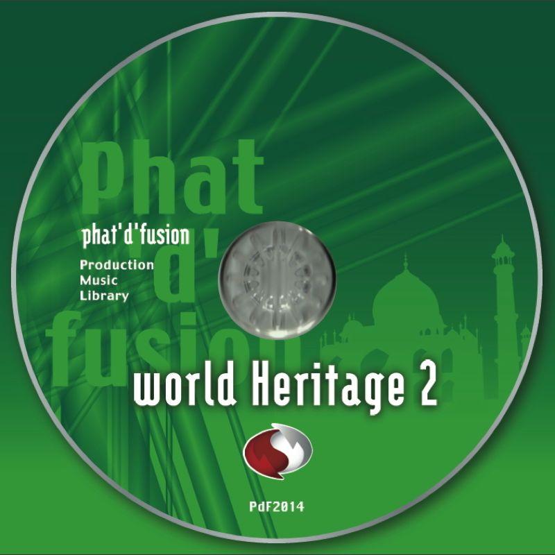 world Heritage 2 ワールド・へリテージ 2